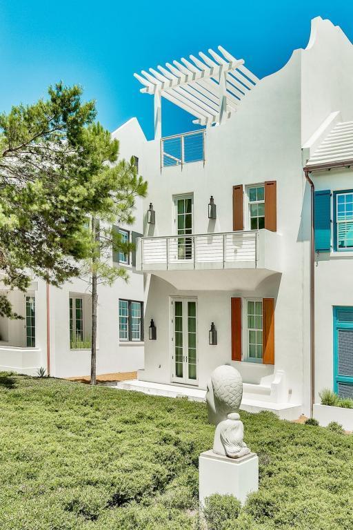 60 Spice Berry Alley, Alys Beach, FL 32461 (MLS #792646) :: 30a Beach Homes For Sale