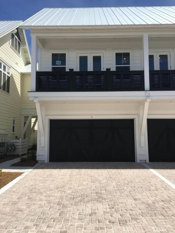 100 Pine Lands Loop 461 A, Inlet Beach, FL 32461 (MLS #796840) :: Classic Luxury Real Estate, LLC