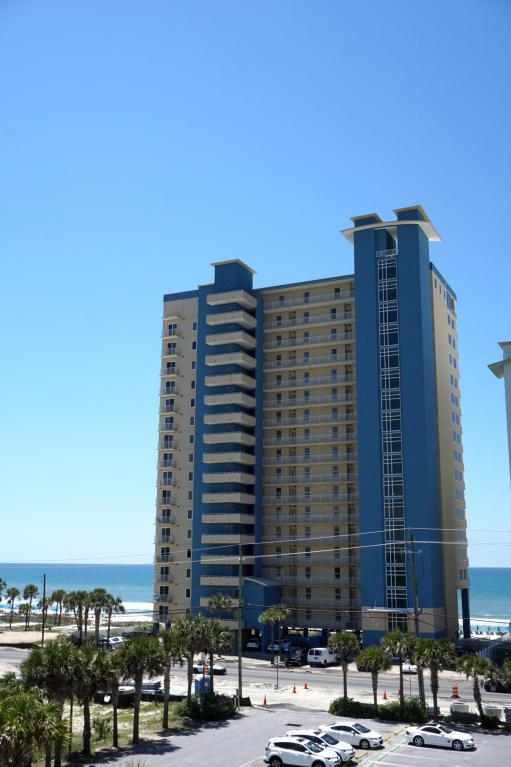 10713 Front Beach Road Unit 1204, Panama City Beach, FL 32407 (MLS #796884) :: Keller Williams Emerald Coast