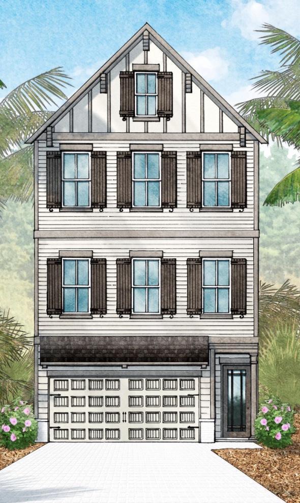 LOT 5 Valdare Lane, Inlet Beach, FL 32461 (MLS #798223) :: ResortQuest Real Estate