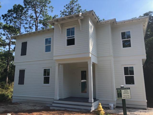 281 Redbud Lane, Seacrest, FL 32461 (MLS #800129) :: Luxury Properties of the Emerald Coast