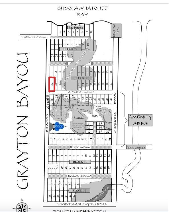Lot 32 Greenbriar Lane, Santa Rosa Beach, FL 32459 (MLS #802598) :: Classic Luxury Real Estate, LLC