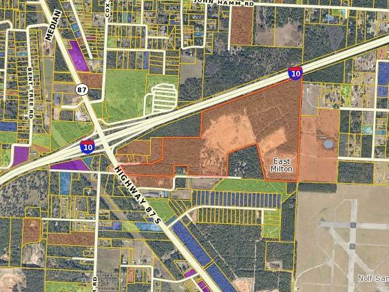 9014 S Hwy 87, Milton, FL 32570 (MLS #803980) :: Classic Luxury Real Estate, LLC