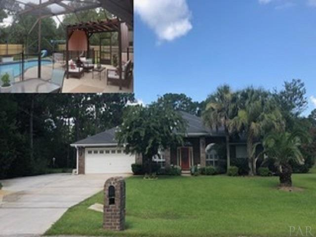 2403 Cortez Ct Court, Navarre, FL 32566 (MLS #803998) :: Classic Luxury Real Estate, LLC