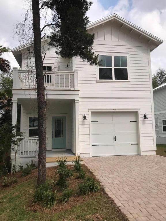 378 Grande Pointe Drive Lot 93, Inlet Beach, FL 32461 (MLS #804329) :: Counts Real Estate Group