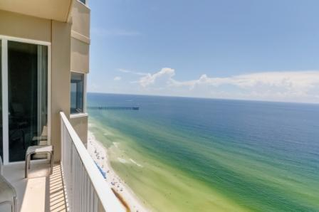 16819 Front Beach Road Unit 2808, Panama City Beach, FL 32413 (MLS #804817) :: Berkshire Hathaway HomeServices Beach Properties of Florida