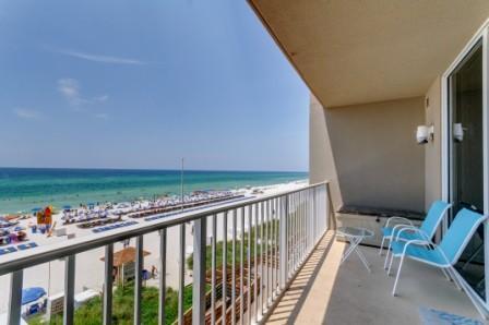 16819 Front Beach Road Unit 210, Panama City Beach, FL 32413 (MLS #805190) :: Coast Properties