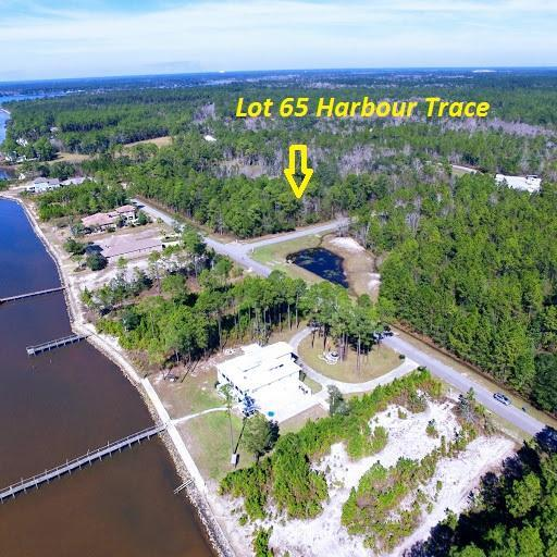 Lot 65 E Harbour Trace, Freeport, FL 32439 (MLS #805586) :: Classic Luxury Real Estate, LLC
