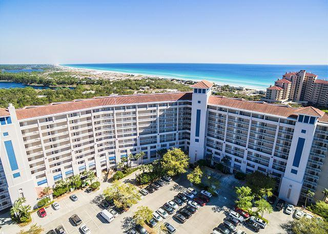 515 Topsl Beach Boulevard Unit 706, Miramar Beach, FL 32550 (MLS #811973) :: ResortQuest Real Estate