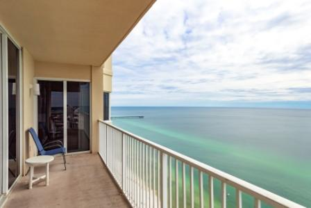 16819 Front Beach Road Unit 2501, Panama City Beach, FL 32413 (MLS #812399) :: Luxury Properties Real Estate