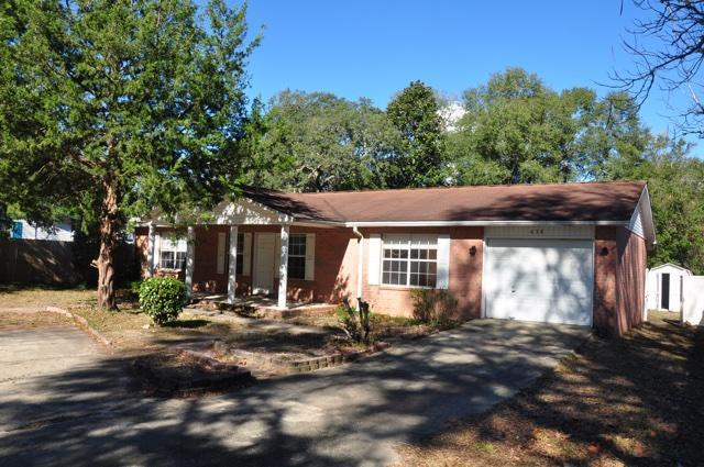 438 Muskegon Avenue, Valparaiso, FL 32580 (MLS #816183) :: Classic Luxury Real Estate, LLC