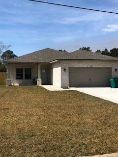 55 Lee Lane, Mary Esther, FL 32569 (MLS #817863) :: Berkshire Hathaway HomeServices PenFed Realty