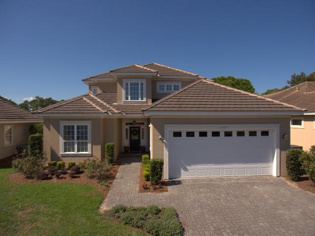 4327 Sunset Beach Circle, Niceville, FL 32578 (MLS #822220) :: Keller Williams Realty Emerald Coast
