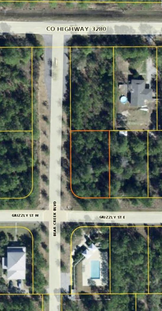 Lot 6 Grizzly Street, Freeport, FL 32439 (MLS #822950) :: Berkshire Hathaway HomeServices PenFed Realty