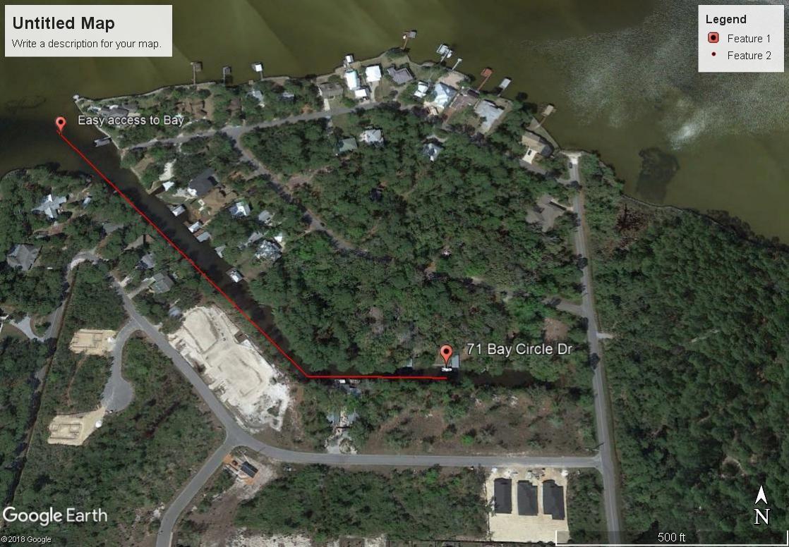 71 Bay Circle Drive, Santa Rosa Beach, FL 32459 (MLS #824248) :: Scenic  Sotheby's International Realty
