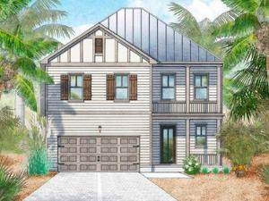 Lot 125 Grande Pointe Circle, Inlet Beach, FL 32461 (MLS #843892) :: Counts Real Estate Group