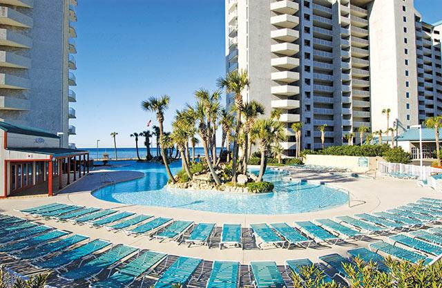 10517 Front Beach Road Unit 204, Panama City Beach, FL 32407 (MLS #843937) :: Classic Luxury Real Estate, LLC
