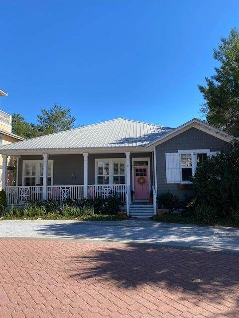 87 The Greenway Loop, Seacrest, FL 32461 (MLS #857090) :: ENGEL & VÖLKERS