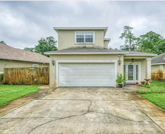 273 Tecumseh Lane, Mary Esther, FL 32569 (MLS #858238) :: Berkshire Hathaway HomeServices PenFed Realty