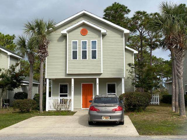 245 Enchanted Way, Santa Rosa Beach, FL 32459 (MLS #859730) :: Vacasa Real Estate