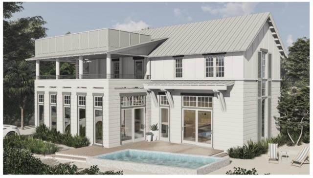 21 Magnolia Street, Santa Rosa Beach, FL 32459 (MLS #861109) :: Better Homes & Gardens Real Estate Emerald Coast