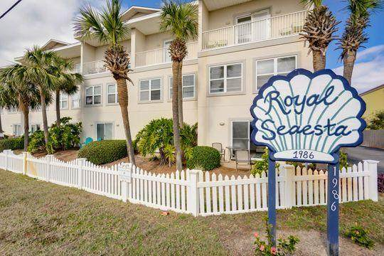 1986 Scenic Gulf Drive Unit 6, Miramar Beach, FL 32550 (MLS #861982) :: Coastal Luxury