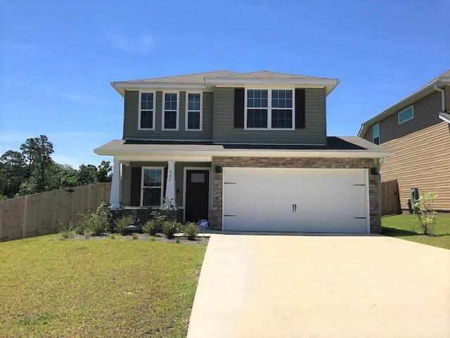 507 Eisenhower Drive, Crestview, FL 32539 (MLS #871488) :: ENGEL & VÖLKERS