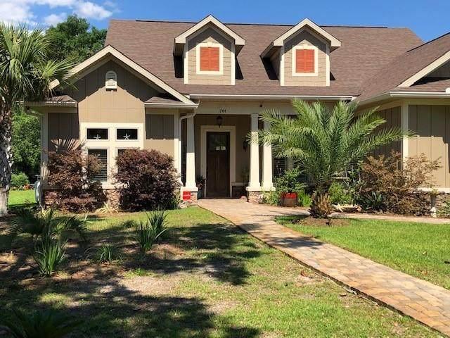 1744 Magnolia Harbor Drive, Navarre, FL 32566 (MLS #871775) :: Coastal Luxury