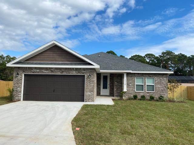 418 Little John Road, Mary Esther, FL 32569 (MLS #876806) :: Scenic Sotheby's International Realty
