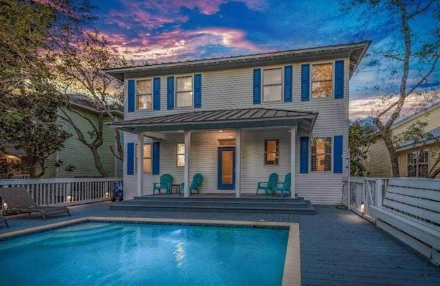 83 Sunfish Street, Destin, FL 32541 (MLS #876896) :: Berkshire Hathaway HomeServices Beach Properties of Florida