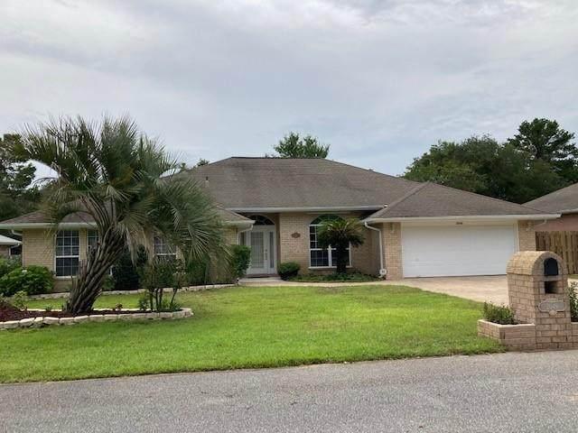 2049 Pine Ranch Drive, Navarre, FL 32566 (MLS #877815) :: The Chris Carter Team