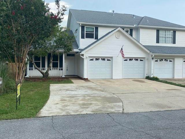 1182 N Bayshore Drive, Valparaiso, FL 32580 (MLS #878318) :: Berkshire Hathaway HomeServices PenFed Realty