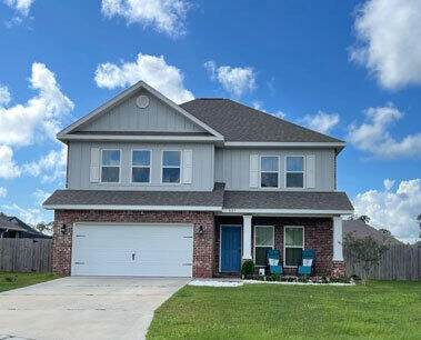 3557 Turquoise Drive, Navarre, FL 32566 (MLS #881719) :: Briar Patch Realty
