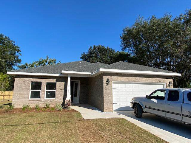 416 Little John Road, Mary Esther, FL 32569 (MLS #882333) :: The Premier Property Group