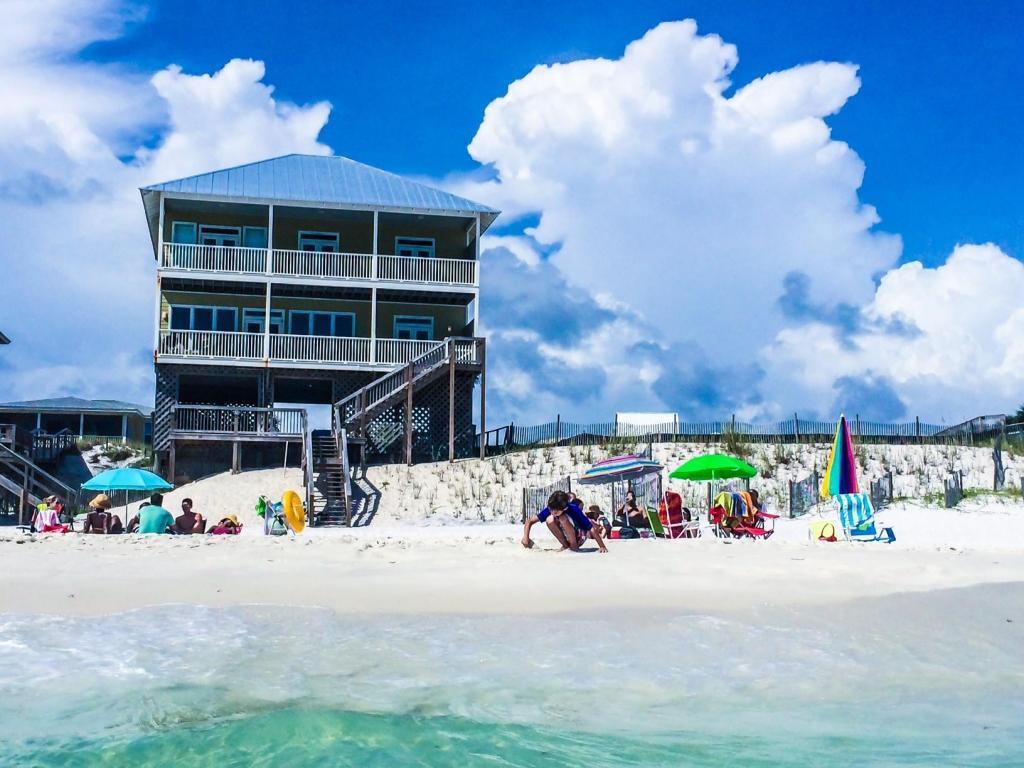 5199 County Rd 30 - A, Santa Rosa Beach, FL 32459 (MLS #421632) :: ResortQuest Real Estate