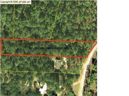 11 John White Road, Defuniak Springs, FL 32435 (MLS #528000) :: Keller Williams Emerald Coast