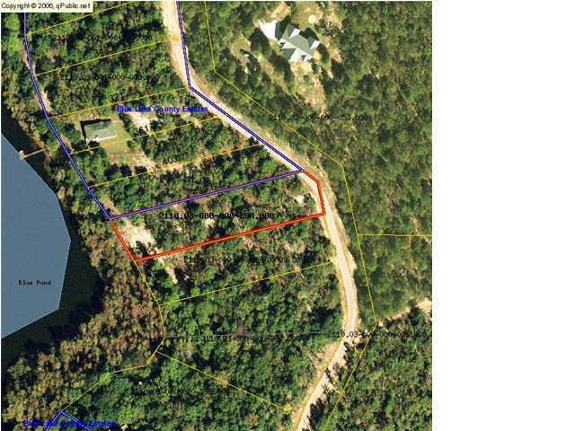 39A Blue Pond Lane, Westville, FL 32433 (MLS #575702) :: ResortQuest Real Estate