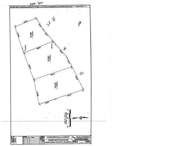 TBD Lacey Lane, Crestview, FL 32536 (MLS #595098) :: ResortQuest Real Estate