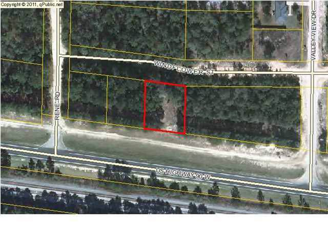 LOT 3 Hwy 90, Defuniak Springs, FL 32433 (MLS #609508) :: Linda Miller Real Estate