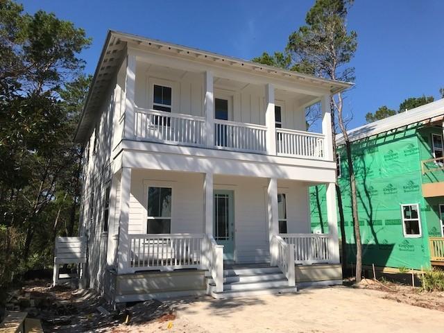 318 Grande Pointe Circle Lot 106, Inlet Beach, FL 32461 (MLS #794305) :: Classic Luxury Real Estate, LLC