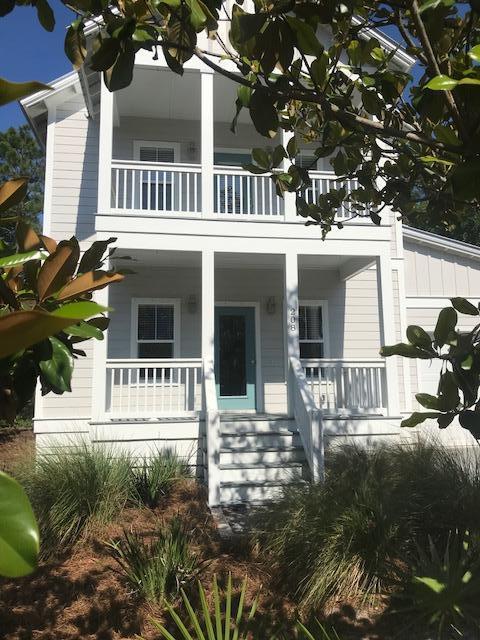 208 Marlberry, Santa Rosa Beach, FL 32459 (MLS #798210) :: Coast Properties