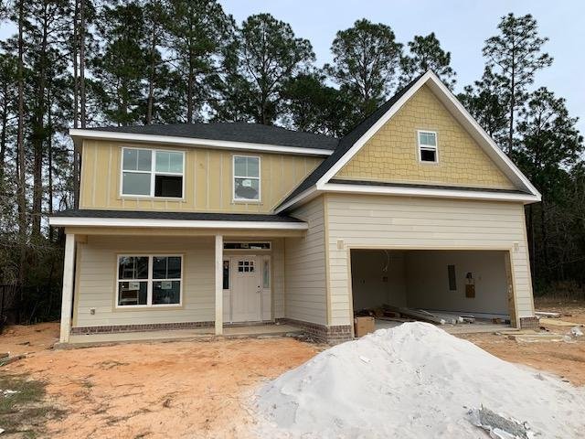 3203 Heritage Oaks Cir, Navarre, FL 32566 (MLS #810814) :: Luxury Properties Real Estate