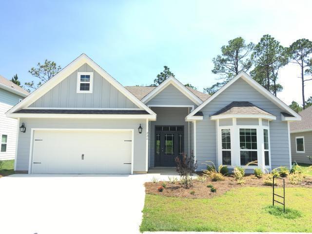 224 Eagle Bay Lane, Santa Rosa Beach, FL 32459 (MLS #812040) :: Classic Luxury Real Estate, LLC