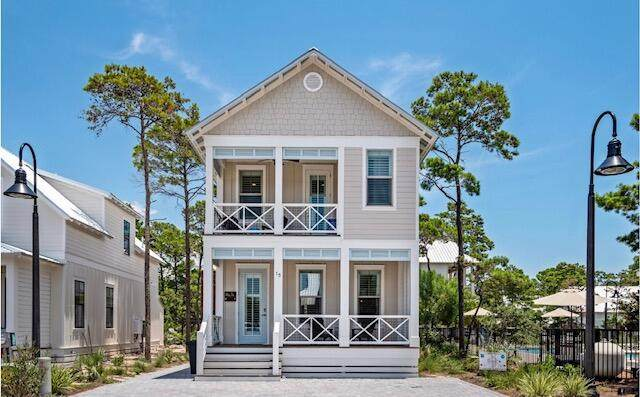 15 S Deno Drive, Santa Rosa Beach, FL 32459 (MLS #870424) :: Better Homes & Gardens Real Estate Emerald Coast