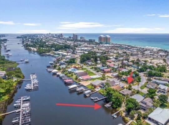 8132 S Lagoon Drive, Panama City Beach, FL 32408 (MLS #878447) :: Blue Swell Realty