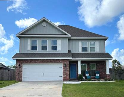 3557 Turquoise Drive, Navarre, FL 32566 (MLS #881719) :: Blue Swell Realty