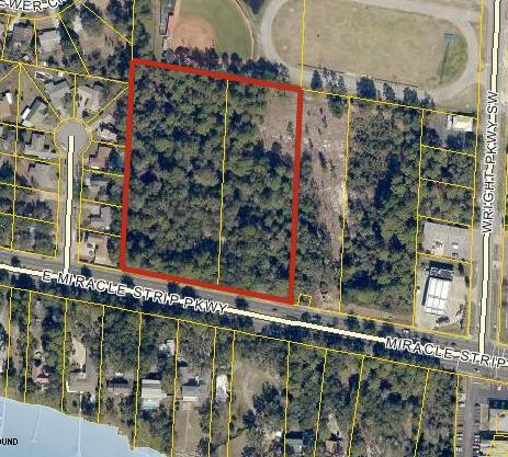 225 SE Miracle Strip Parkway, Fort Walton Beach, FL 32548 (MLS #394748) :: Keller Williams Emerald Coast