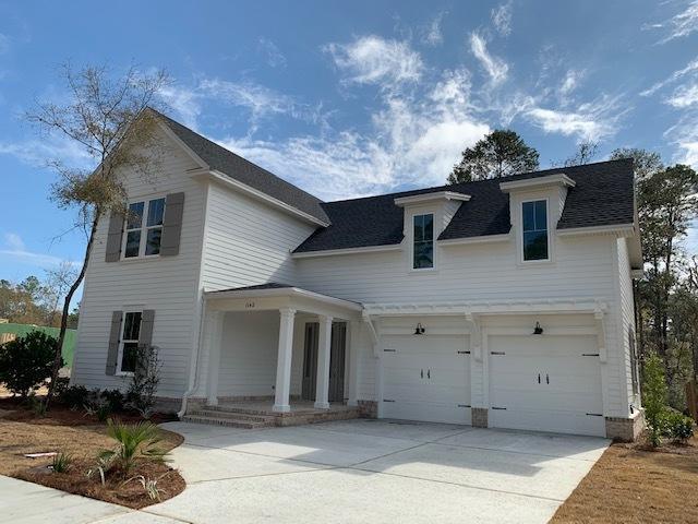 1142 Deer Moss Loop, Niceville, FL 32578 (MLS #808839) :: Classic Luxury Real Estate, LLC