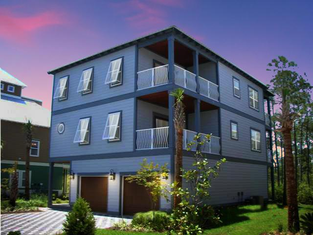 33 Cherry Laurel Drive, Santa Rosa Beach, FL 32459 (MLS #797447) :: Classic Luxury Real Estate, LLC