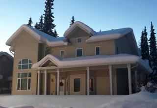114 Chief Evan Drive, Fairbanks, AK 99709 (MLS #133318) :: Madden Real Estate